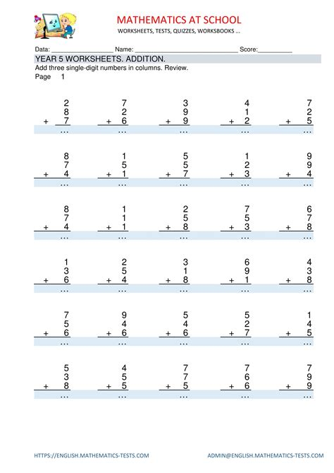 pin by maths on year 4 maths worksheets and