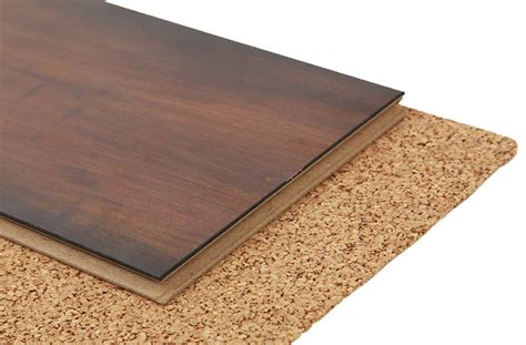 acousticork comfort underlayment floor underlay
