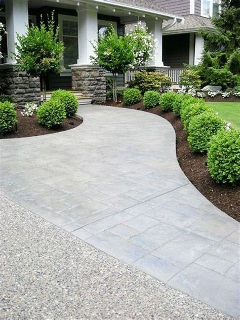 front driveway ideas curb appeal 20 modest yet gorgeous front yards