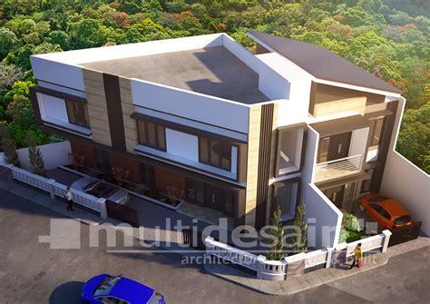 rumah  surabaya multidesain arsitek