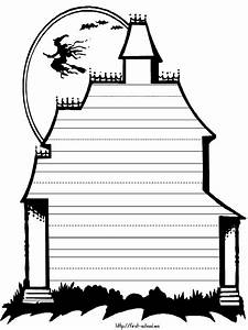 Haunted House Template | Clipart Panda - Free Clipart Images