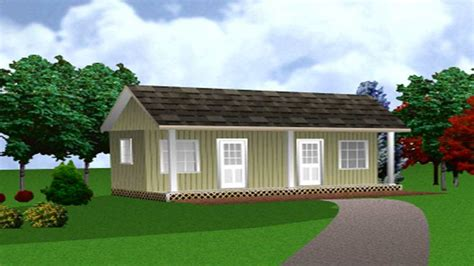 Small 2 Bedroom Cottage House Plans Economical Small