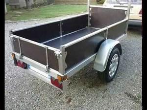 Fabriquer Mini Caravane : fabrication d 39 une remorque doovi ~ Melissatoandfro.com Idées de Décoration