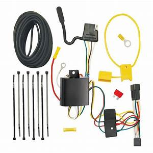 Trailer Wiring Harness Kit For 03