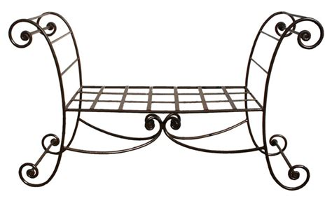 banquette canapé salon banquette canapé et fauteuils fer forgé sofas forged