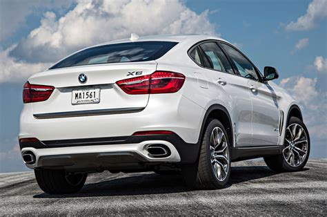 2015 bmw x6 xdrive50i first drive motor trend