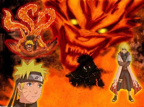 Naruto Nine Tailed Beast Wallpapers