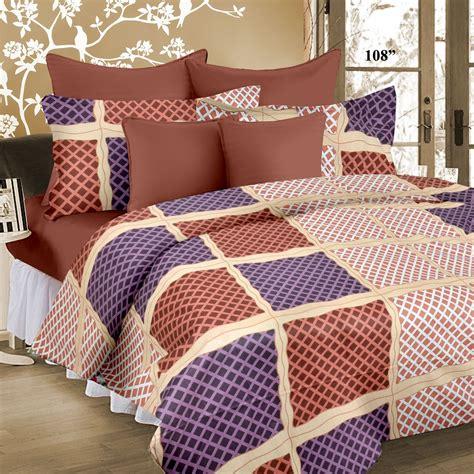 krishna creation 187 bed sheet design kiran buy