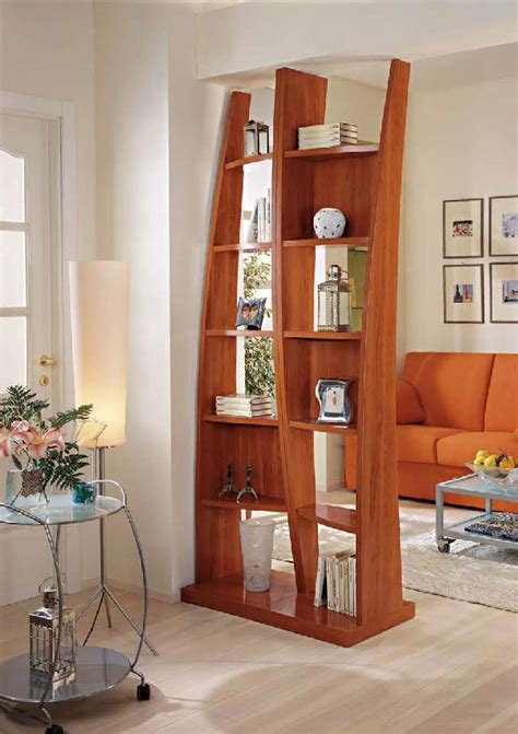 Shelves As Room Divider  Home Interior And Decoration