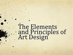 Elements principles of art design powerpoint for Elements and principles of interior design ppt