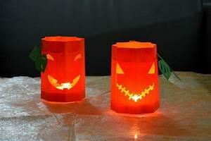 Comment Vider Une Citrouille : top diy photophore citrouille pour halloween rcup with comment creuser une citrouille pour halloween ~ Voncanada.com Idées de Décoration