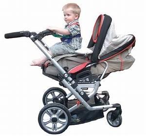 Kinderwagen 2 Kinder : ideen verkaufen kids2sit zwei kinder mit einem kinderwagen transportieren ~ Watch28wear.com Haus und Dekorationen