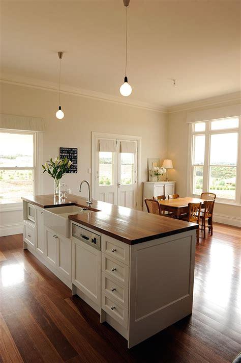 impressive kitchen island  sink design ideas