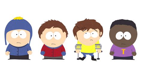 ==top== this page is a portal for all of the characters in south park. Craig and Those Guys - Official South Park Studios Wiki ...