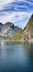 Mountain Sky Lake - [1080x2340]
