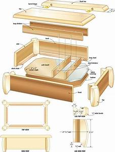 Free Plans Wooden Jewelry Box Woodworking Plans Ideas