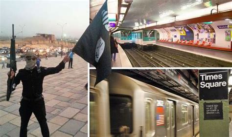islamic state planning imminent subway attacks