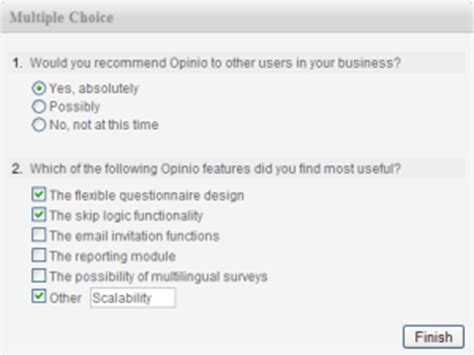 examples  thesis survey questionnaire