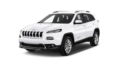 New Jeep Cherokee Photos And