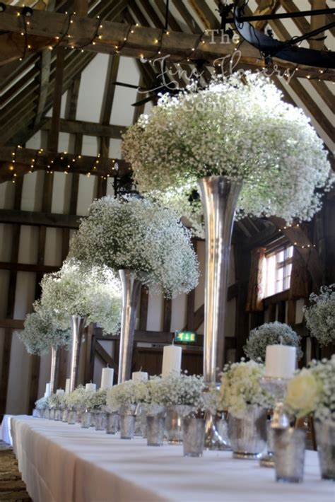 gypsophila wedding flowers hope  fine flower company