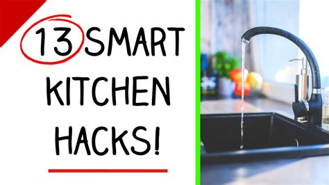13 Amazing Kitchen Organization Ideas! (cheap And Easy
