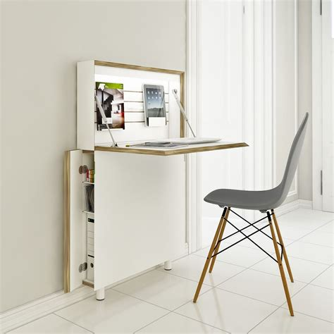 Moderner Sekretär Schreibtisch by Flatmate Platzsparender Sekret 228 R Wohnzimmer