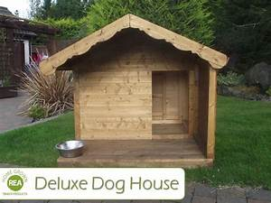 Deluxe dog house for Deluxe dog house