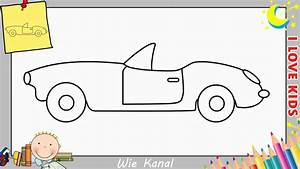 Auto Achterbahn Für Kinder : auto zeichnen schritt f r schritt f r anf nger kinder ~ Jslefanu.com Haus und Dekorationen