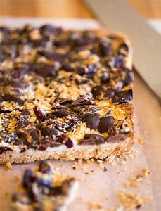 Chocolate Coconut Bars Recipe