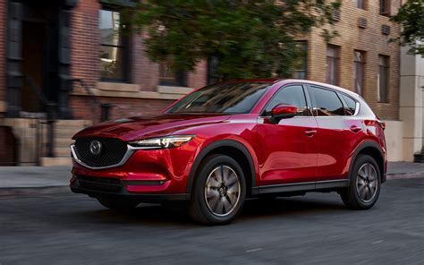 2018 Mazda Cx5 More Efficient, Better Equipped  The Car