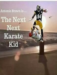 Funniest Antonio Brown Kicking Memes Blex