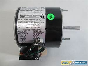 Industria De Motores 448 3 A66948 1  4hp 1725  1450rpm