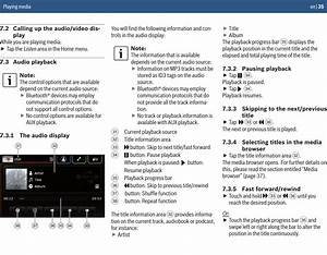 Robert Bosch Car Multimedia 52r0 Car Radio  U0026 Infotainment