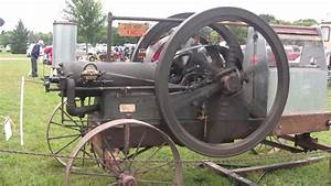 International Harvester 20hp Hit And Miss Engine