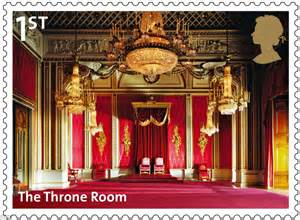 historic past of buckingham palace celebrated in set of class sts by royal mail daily