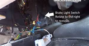 Brake Light Switch Diy Replacement Instructions