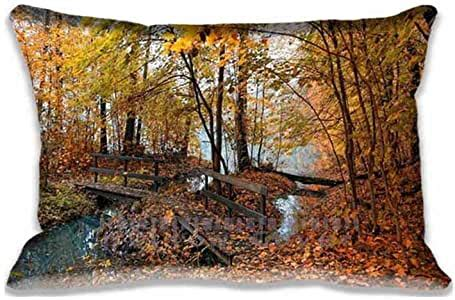 amazoncom awesome forest landscape pillow cases covers