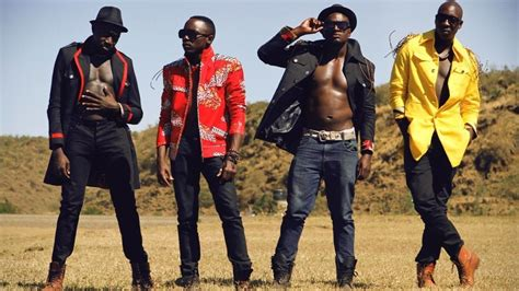 Native Sons Sing Straight To Kenya's Youth