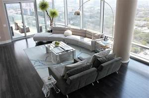Große Pflanzen Fürs Wohnzimmer : luxus wohnzimmer einrichten 70 moderne einrichtungsideen ~ Michelbontemps.com Haus und Dekorationen