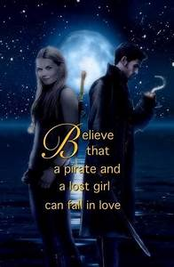 Captain Swan. Jennifer Morrison as Emma Swan and Colin O ...