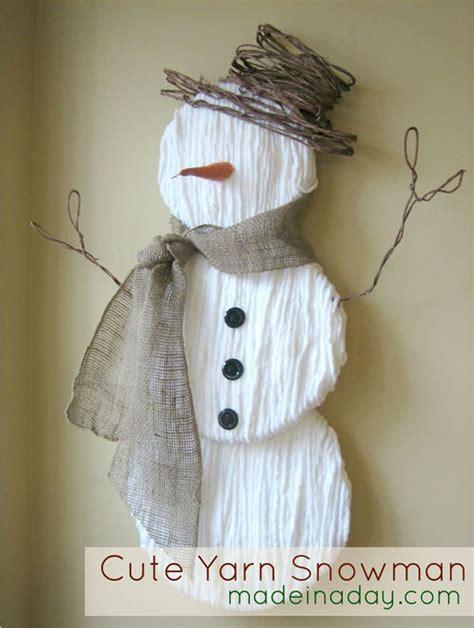 snowman crafts  gift ideas onecreativemommycom