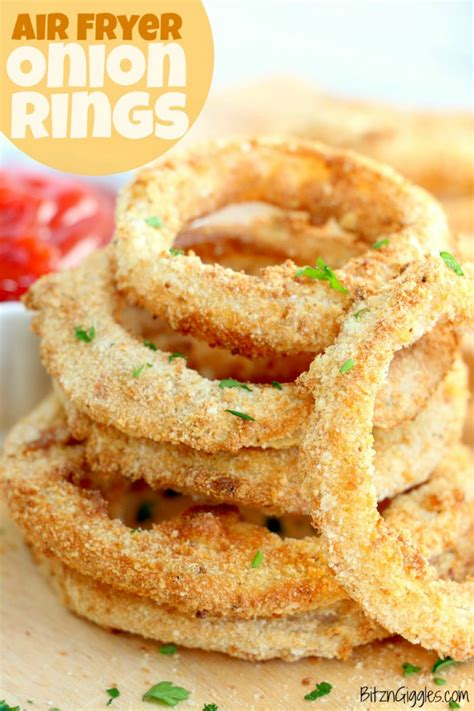 onion fryer rings air recipe onions recipes fried fry crispy bitzngiggles fresh golden links slices easy request