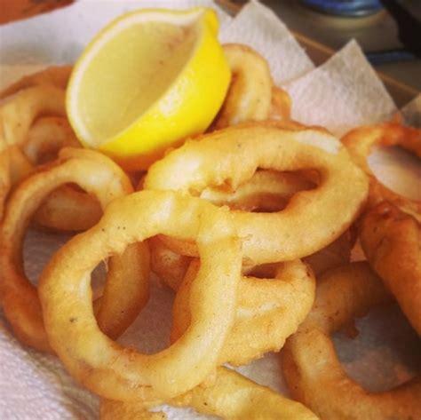 recette test 233 e des beignets de calamar 224 la romaine
