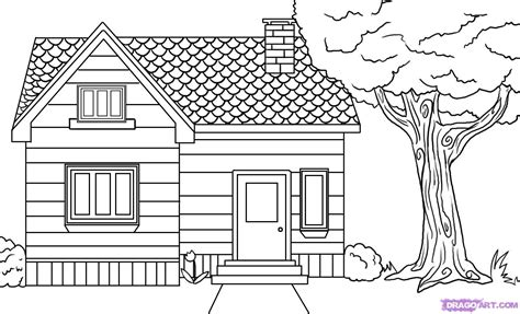 blueprints of homes draw house buildings landmarks places home plans