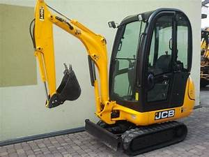 Jcb 8014 8015 8016 8017 8018 Mini Excavators Oparator