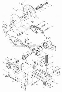 Makita 2414db Parts List And Diagram   Ereplacementparts Com