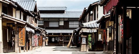Experience the Edo Period at Toei Eigamura   All About Japan