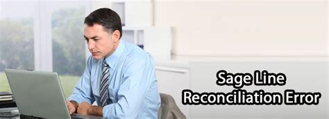 This type of payment reconciliation can represent a number of business processes from sales transactions, to vendor payments, or even employee expenses. Sage Line Reconciliation Error Reset Bank Reconciliation