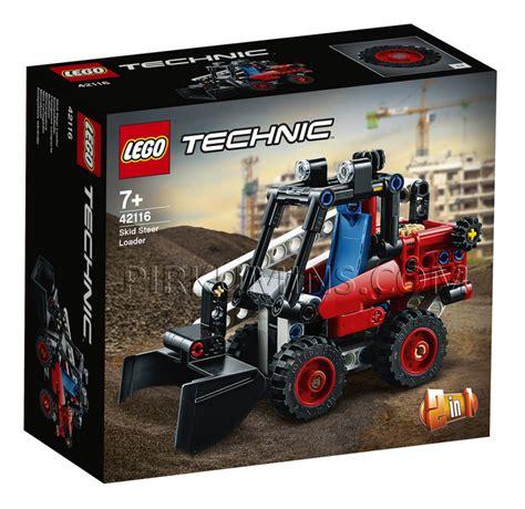 42116 LEGO® Technic Kompaktais iekrāvējs, no 7+ gadiem NEW ...
