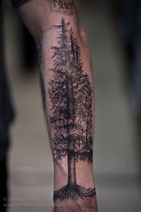 20+ Forest Tattoos On Sleeve